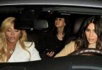 Lil Kim and Kim Kardashian