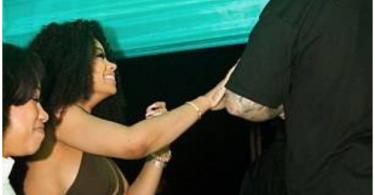 Rob Kardashian and Blac Chyna in Jamaica