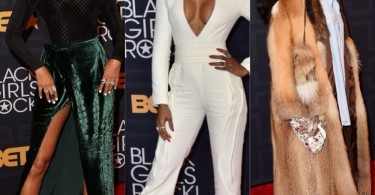 Monica, Kelly Rowland, Rihanna Black Girls Rock 2016