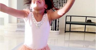 Blue Ivy celebrates her 4th birthday