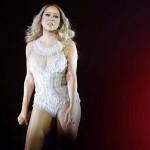Mariah Carey enjoys Paris with her fiance