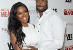 Kenya Moore and her boyfriend Match Made In Heaven premiere