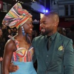 Lupita Nyong'o is the Queen Katwe in London