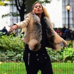 Ciara is pregnant and she is shooting a new video song