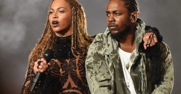 Beyonce and Kendrick Lamar