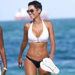 Nicole Murphy proves that her killer body doesn't come free