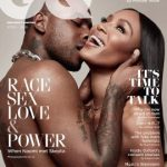 Naomi Campbell is covering GQ Magazine with Skepta