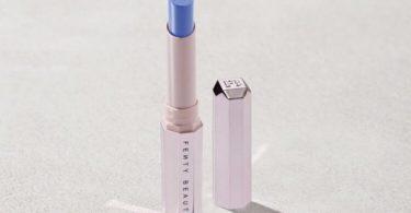 Blue Mattemoiselle lipstick