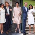 Meghan Markle is a fashionista pregnant duchess