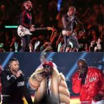 Maroon 5, Travis Scott and Big Boi performed at the Super Bowl LIII halftime show